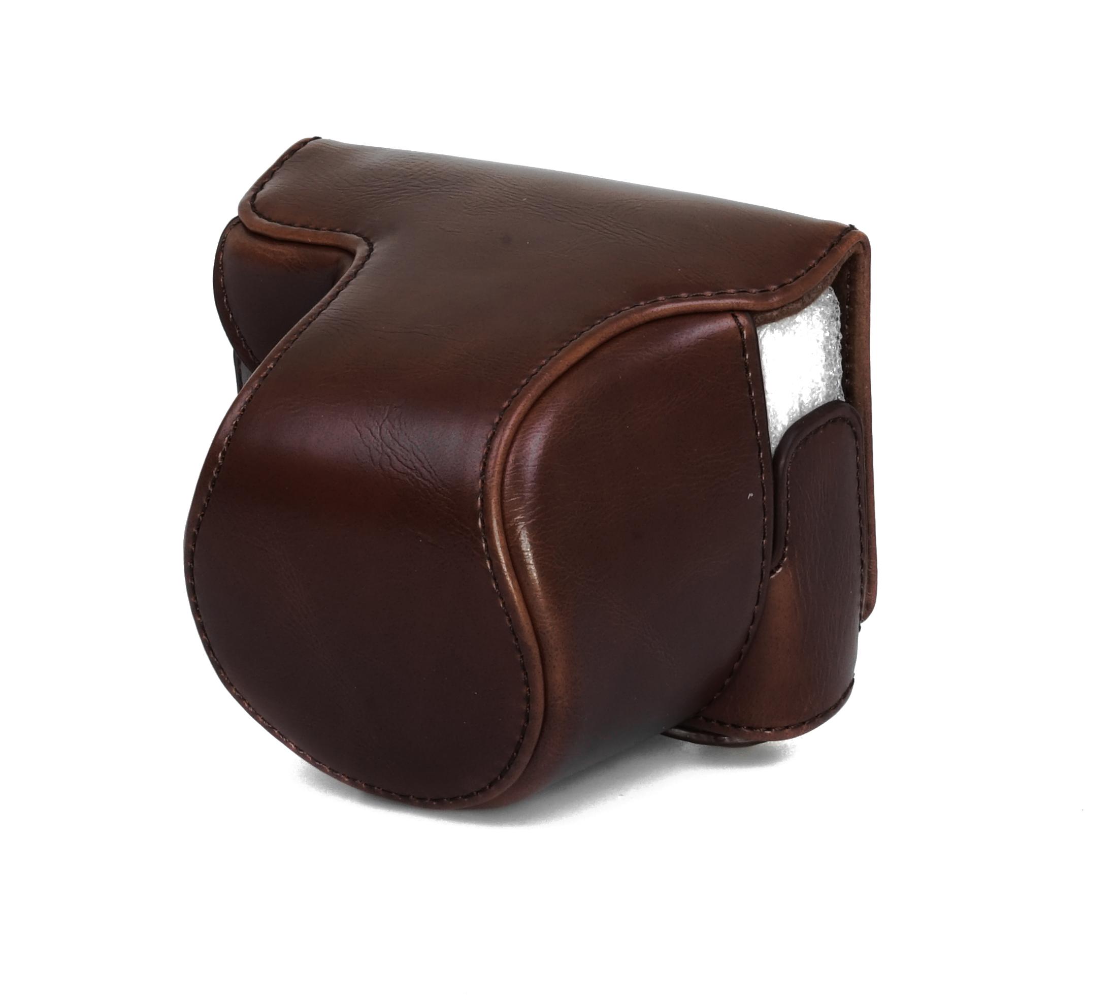 Panasonic Lumix Gm1 Leather Case