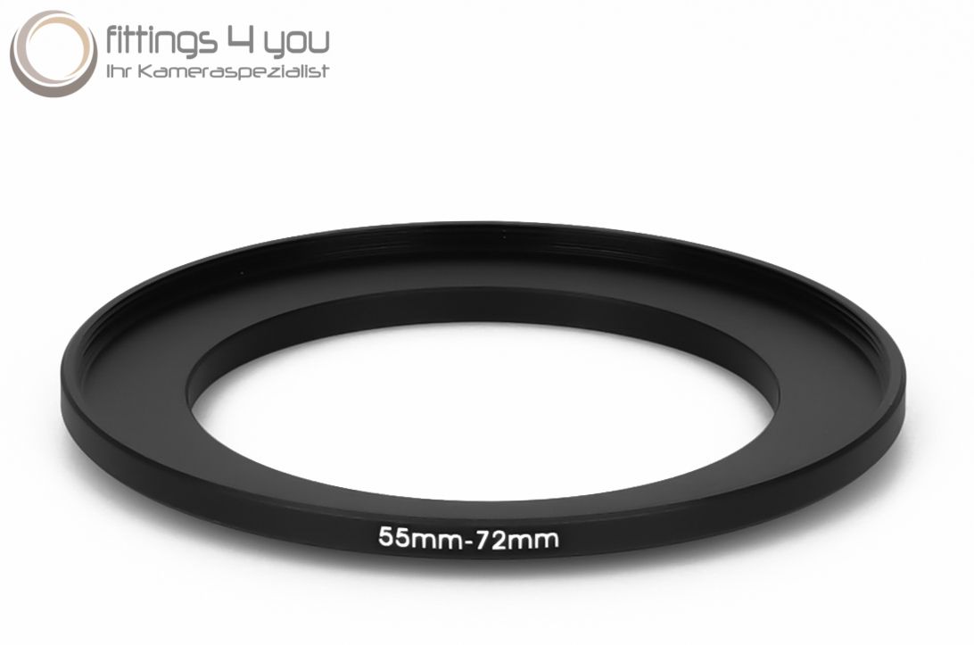 62 mm Filter Adapter Step-Up Adapter Filteradapter Step Up 62-62 62 mm